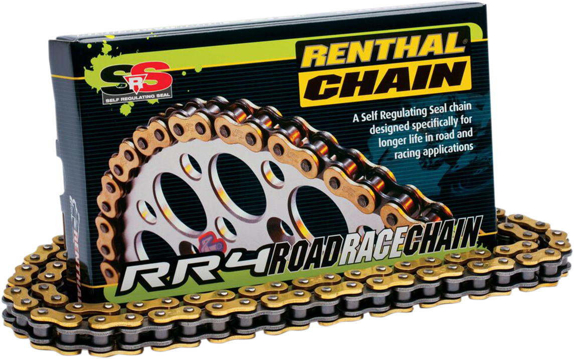 RENTHAL RR4 HR. ROAD RACE CHAIN MASTERLINK 520RR4 HR. R