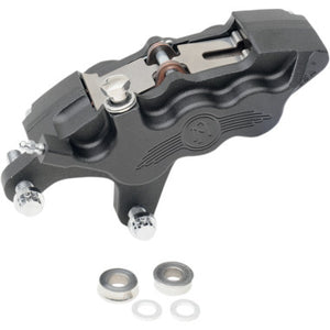 SIX-PISTON DIFFERENTIAL-BORE FRONT CALIPERS FOR HARLEY-DAVIDSON