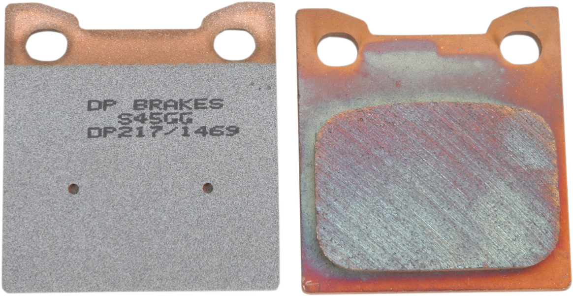 DP BRAKES BRAKE SHOES PAD, SUZ, REAR