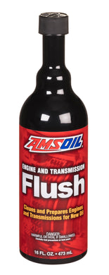 Amsoil FLSHCN-EA Engine And Transmission Flush 16 FL. OZ. (473mL)