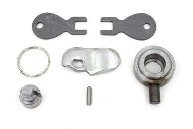 Tool Box Lock Assembly For Harley-Davidson 1940-1964