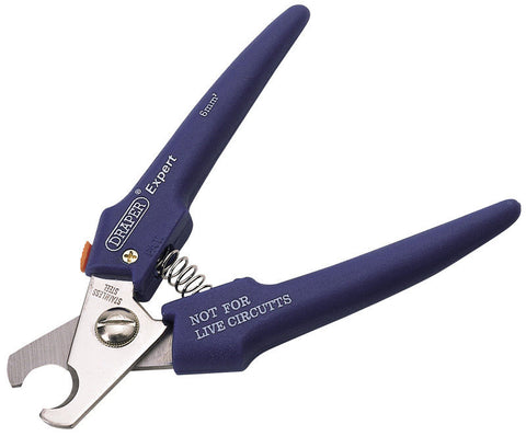 Alicates Cortar Cable Profesional Expert 160mm Copper Or Aluminium Cable Cutter