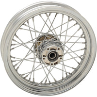 "Rueda Delantera Para Harley-Davidson Touring 2008-Up Laced Front Wheel 16X3"" ABS"