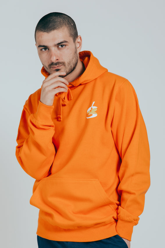 Decoy Hoodie - Orange