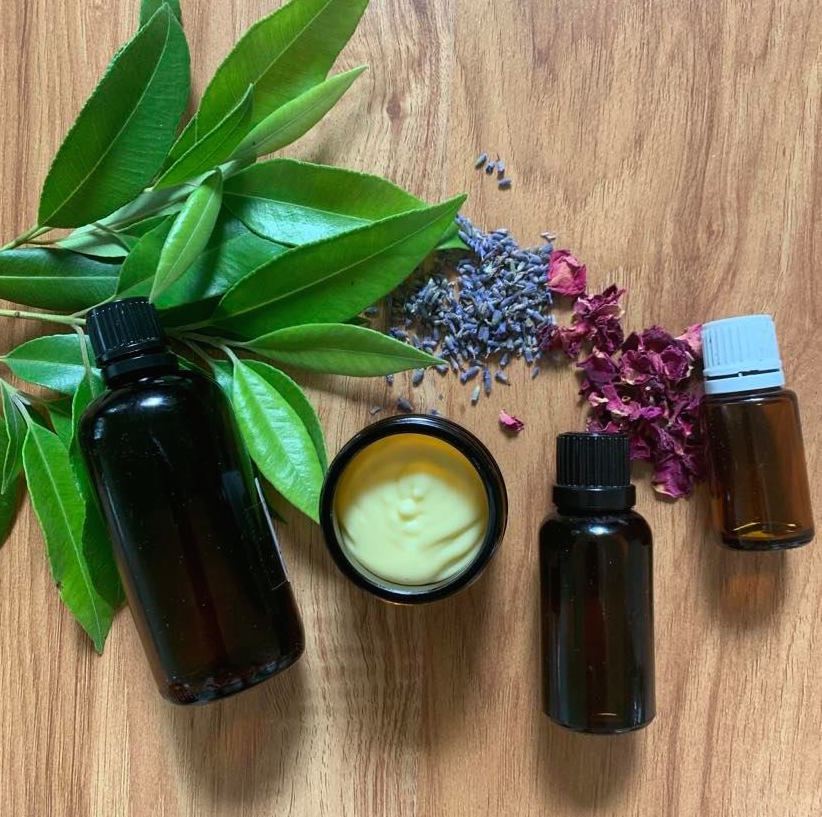 Essential oil in your skincare, what do they do for you in time of stress?