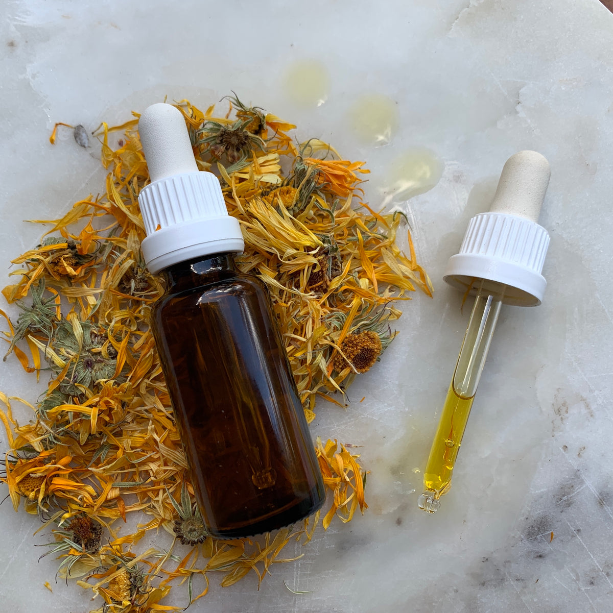 Is there such a thing as pure calendula oil?