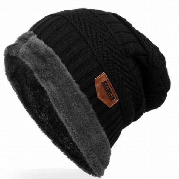Fashion  Bonnets For Men Women Hat Warm