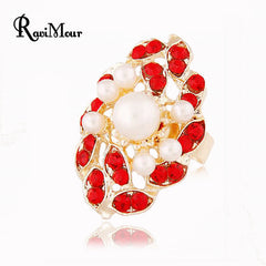 Fashion Crystal Rings for Women