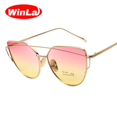 Fashion Brand Designer Sunglasses Women