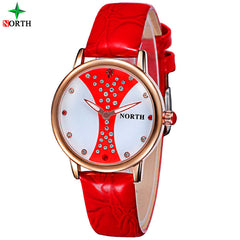 Fashion Ladies Crystal watches Rhinestones