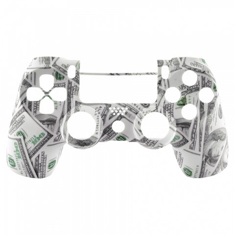 Brand New PS4 Slim/Pro JDS 040 V2 Controller Dollar Bill Money Custom Front Shell