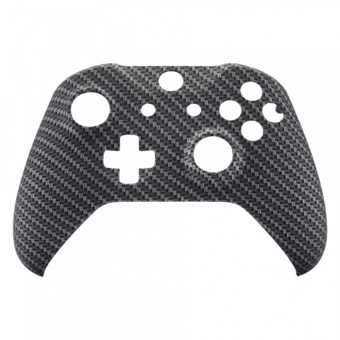Brand New Xbox One S Custom Carbon Fibre Front Shell Hydrodipped