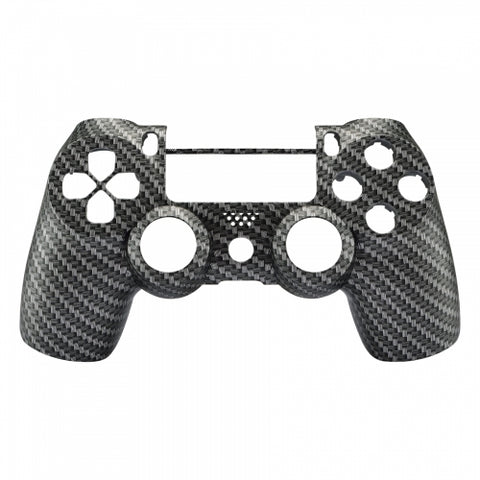 Brand New PS4 Slim/Pro JDS 040 V2 Controller Carbon Fibre Custom Front Shell