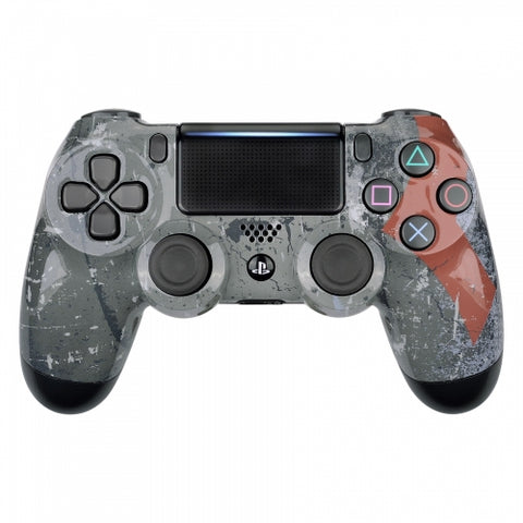 Official PS4 Controller V2 Custom God Of War Themed