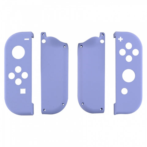 Nintendo Switch Joy-Con Controller Soft Touch Violet Custom Shell