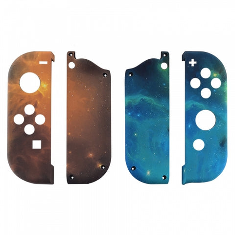 Nintendo Switch Joy-Con Controller Nebula Stars Custom Shell
