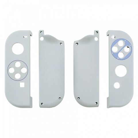 Nintendo Switch Joy-Con Controller Classic NES White Custom Shell