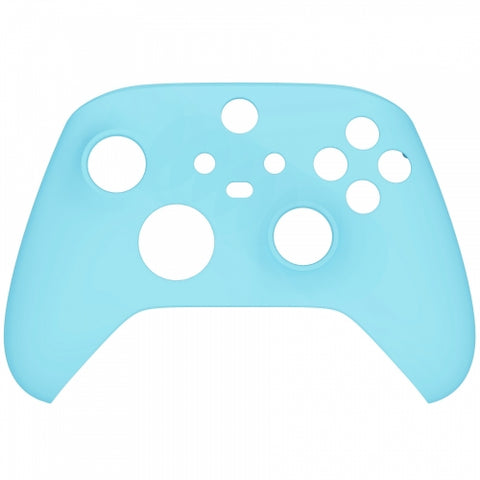 Soft Touch Colours Xbox Series X/S Custom Controller Front Shell
