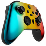 Chrome Rainbow Themed Xbox Series X/S Custom Controller