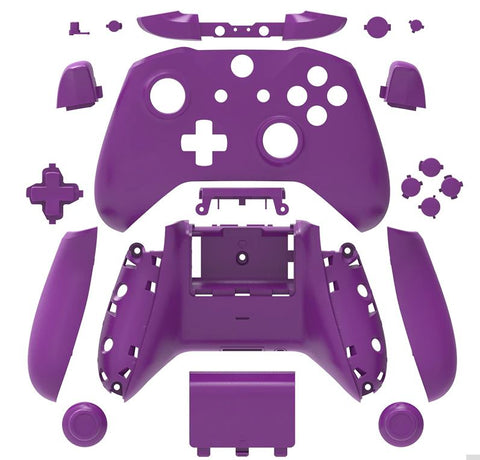 Brand New Xbox One S Controller Purple Custom Replacement Full Shell