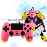 New PS4 Slim/Pro JDS 040 V2 Controller Majin BUU Custom Replacement Full Shell