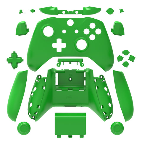 Brand New Xbox One S Controller Green Custom Replacement Full Shell