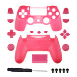 Brand New PS4 Slim/Pro JDS 040 V2 Controller Pink Custom Replacement Full Shell