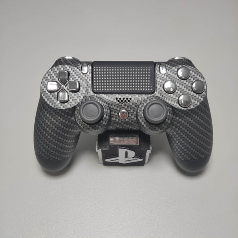 Official PS4 Controller V2 Custom Black Panther Themed