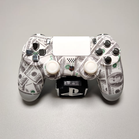 Official PS4 Controller V2 Custom Dollar Bill Money Themed