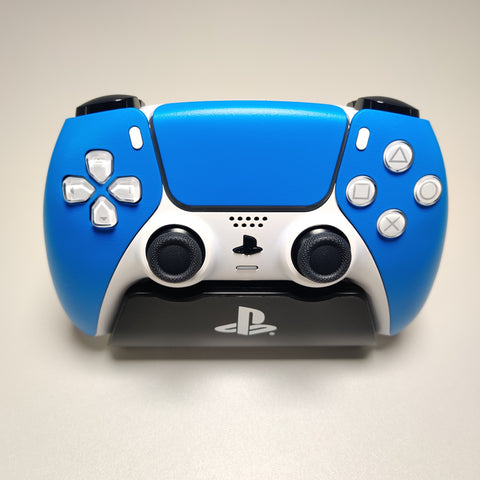 Matt Electric Blue Edition PS5 Custom Dualsense Controller