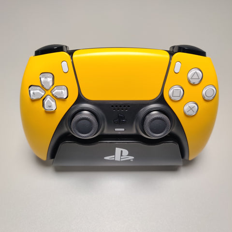 Yellow Edition PS5 Custom Dualsense Controller