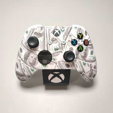 Money Dollar Bills Themed Xbox Series X/S Custom Controller