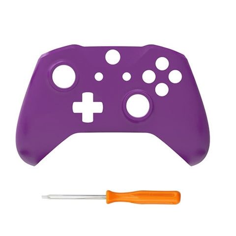 Brand New Xbox One S Controller Purple Custom Replacement Front Shell