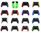 Xbox One 'S' Custom Controller Soft Touch 3D Splash Rear Handles/Panel
