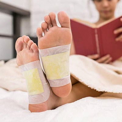 Natural Solution Ginger Foot Patch