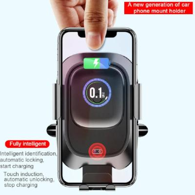 Fast Qi Car Wireless Charger