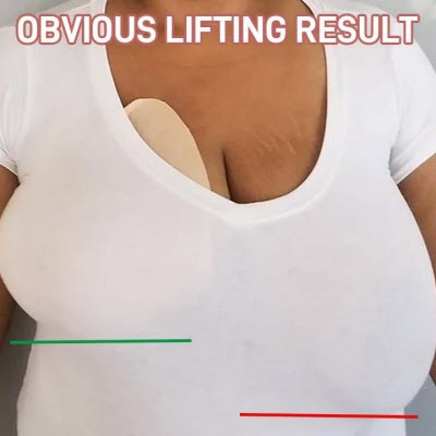 Bunny Up™ Invisible Lifting Bra