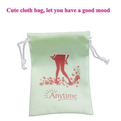 Anytime Feminine Lady Menstual Cup