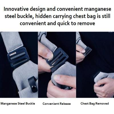 Anti-Theft Ultra Thin Sling Bag