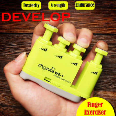 Grip Master™ Finger Exerciser for Guitar, Saxophone Player