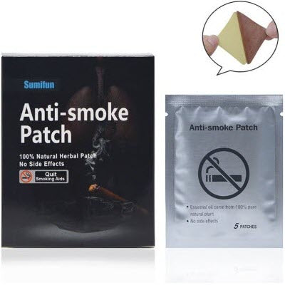 Anti Smoke Patch Natural Ingredient