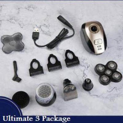 Professional Electric Rechargeable Shaver Set