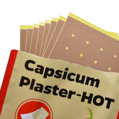 Multi Purpose Pain Relief Capsicum Plaster Patch