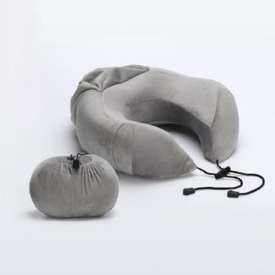 Cervical Memory Foam Travel Pillow