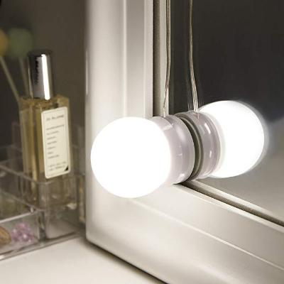 LED Hollywood Vanity Light Bulbs (10 pcs)