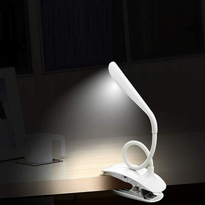 Multi Functional Dimmable LED USB Clip Desk Lamp