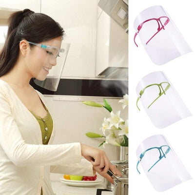 Kitchen Cooking Essential Anti Oil Splash Double Sided Protection