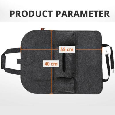 Auto Storage™ Multi-Pocket Travel Car Bag