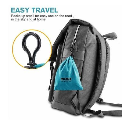 Press Inflatable U Shape Travel Pillow