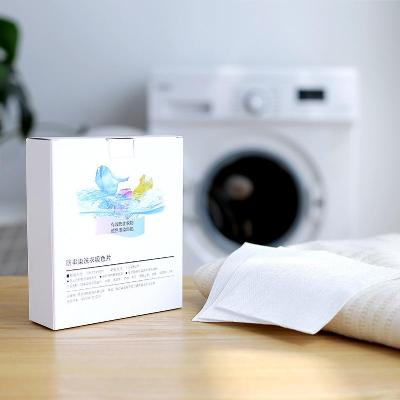 Color Capture™ Anti-Dye Laundry Paper